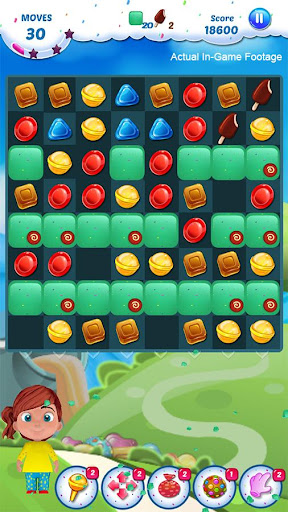 Gummy Candy - Match 3 Game 1.8 screenshots 11