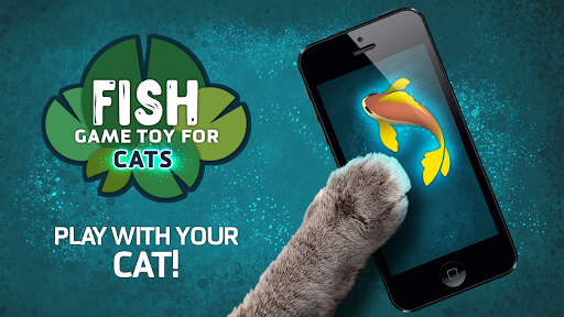 Fish game toy for cats apkpoly screenshots 1