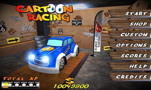Cartoon Racing screenshots 1