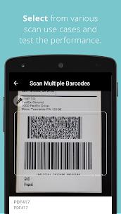 Scandit Barcode Scanner Demo 4