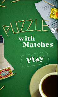 Puzzles with Matches