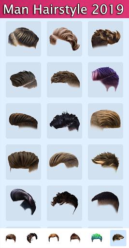 Man Hairstyles Photo Editor  Screenshots 11