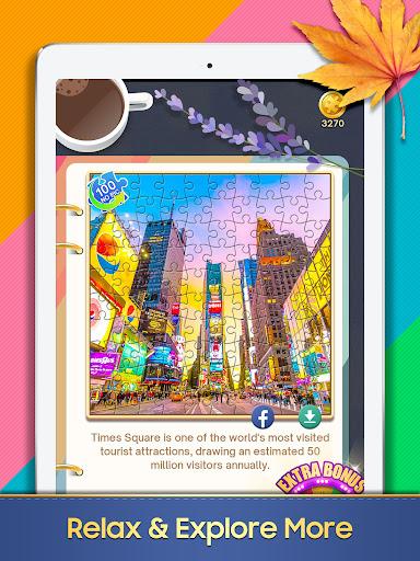 Jigsaw Puzzles World - puzzle games Apkfinish screenshots 20