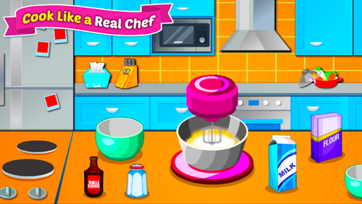 Baking Cupcakes - Cooking Game  Screenshots 4
