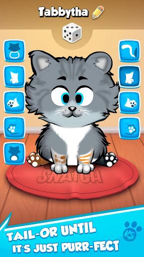 Kitty Snatch - Match 3 ft. Cats of Instagram game screenshots 3