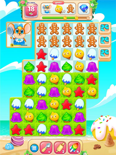 ud83cudf53Candy Riddles: Free Match 3 Puzzle  screenshots 17