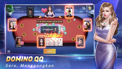MVP Domino QiuQiuu2014KiuKiu 99 Gaple Slot game online 1.4.5 screenshots 7