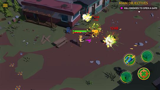 Zombie Blast Crew Mod Apk (UNLIMITED DIAMONDS/GOLD) 3