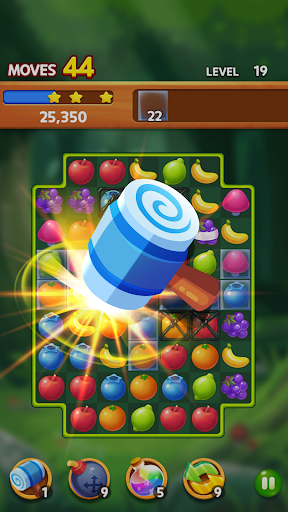 Fruit Magic Master: Match 3 Puzzle 1.0.6 screenshots 12