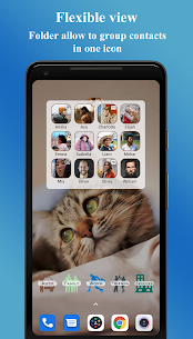 Contacts Widget MOD APK by Makeev Apps 3