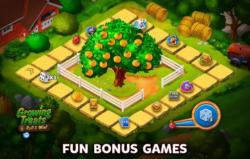 Solitaire Grand Harvest - Free Tripeaks Solitaire screenshots 3