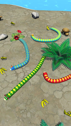 Snake-io Arena - Slither Ultimate Rivals screenshots 20