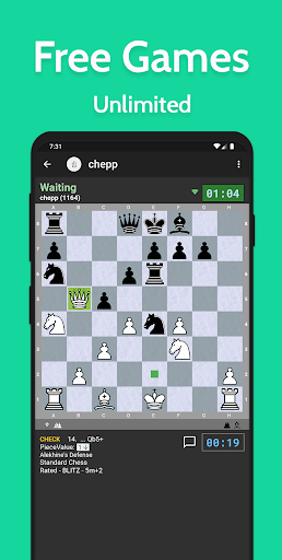Chess Time Live - Free Online Chess 1.0.144 screenshots 6