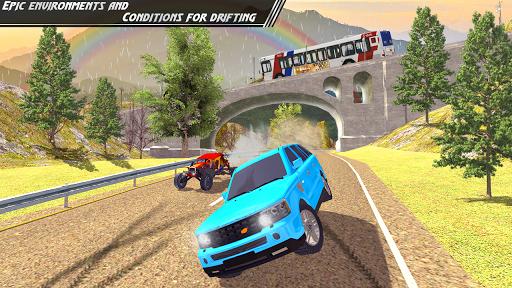 Real Car Drifting 2019:Snow Car Drift & Car Racing Apkfinish screenshots 4