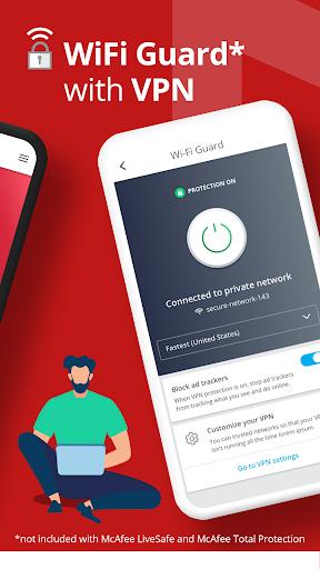 Mobile Security: VPN Proxy & Anti Theft Safe WiFi 5.7.0.534 Screenshots 3