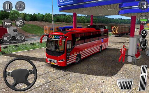 Euro Coach Bus Simulator 2020 : Bus Driving Games  Screenshots 14