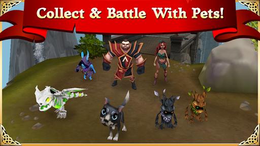 Arcane Legends MMO-Action RPG 2.7.21 screenshots 13