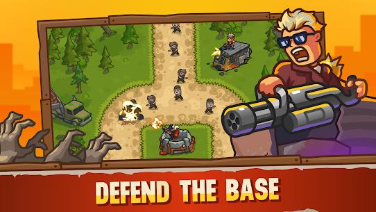 Last Day Defense MOD APK 2.0.342 (Free Upgrade) 1