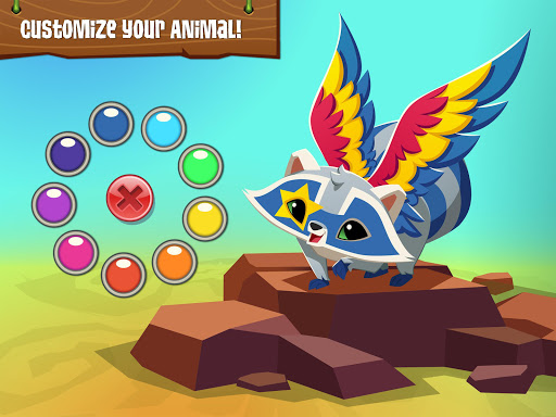 animal jam screenshot 1