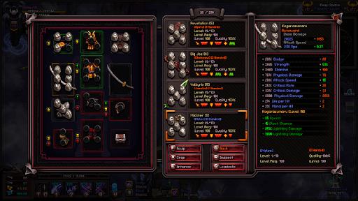 Hero Siege: Pocket Edition  screen 1