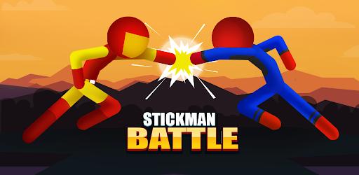 Télécharger Stickman Bataille Suprême Jeux mod apk screenshots 4
