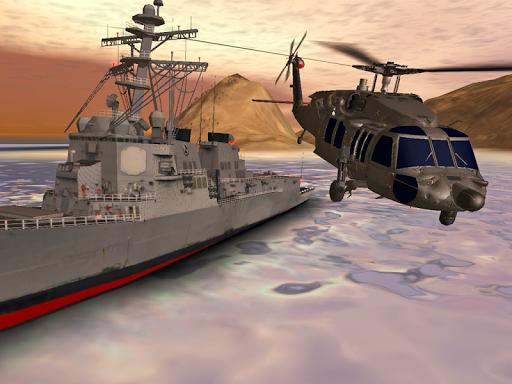Helicopter Sim Pro  screenshots 12