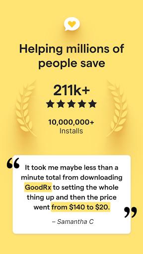 GoodRx: Prescription Drugs Discounts & Coupons App apktram screenshots 8