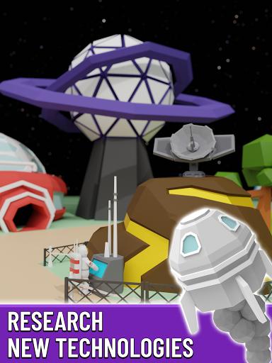Space Colony: Idle  screenshots 14