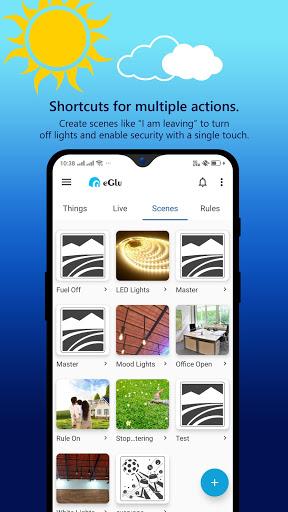 eGlu - Home, Smart Home!  Screenshots 3