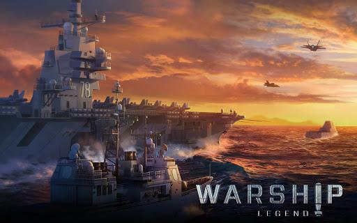 Warship Legend: Idle Captain  screenshots 1
