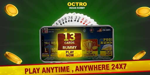 Indian Rummy - Free Online Rummy 3.05.76 screenshots 1