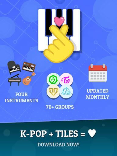 KPOP Tiles Deluxe  Screenshots 16