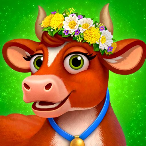 Sunny Farm: Adventure and Farming game