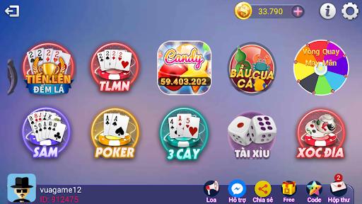 u0110u00e1nh Bu00e0i Vip - Nu1ed5 Hu0169 VIP android2mod screenshots 10