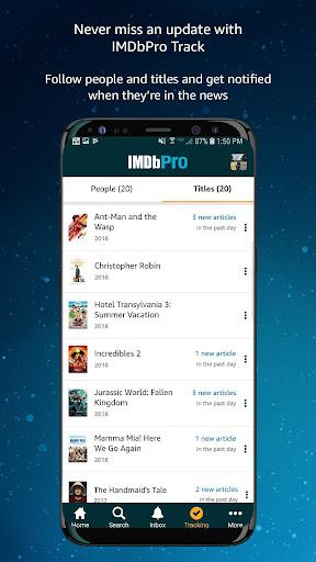 IMDbPro 2.1.1 Screenshots 4