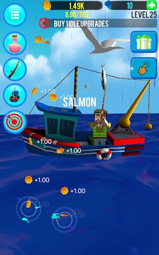 Fishing Clicker Game  screenshots 20