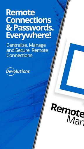 Foto do Remote Desktop Manager