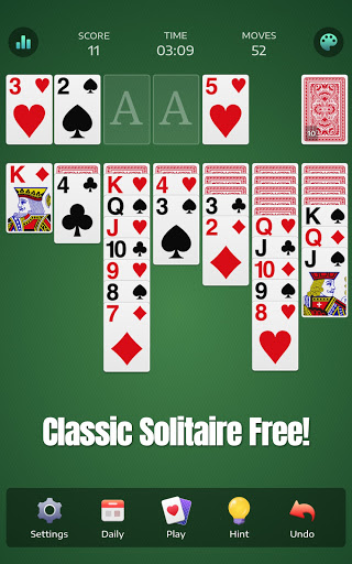 Solitaire - Classic Card Game, Klondike & Patience 1.0.0-21061246 screenshots 9
