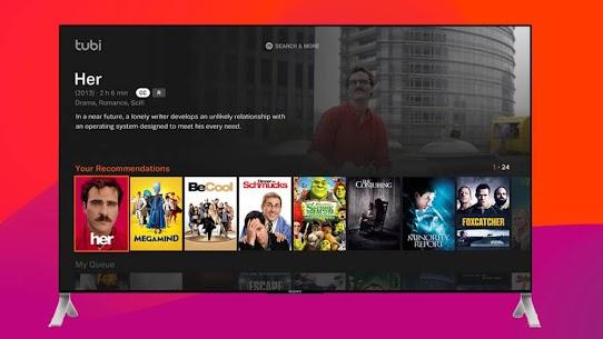 TUBI TV APK- DOWNLOAD MOVIES & TV SHOWS 3