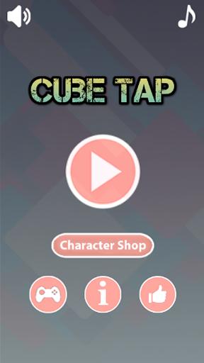 cube tap screenshot 1