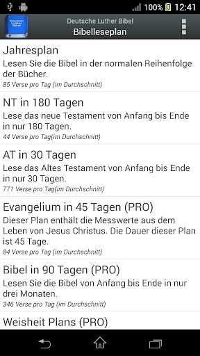 Deutsch Luther Bibel android2mod screenshots 4