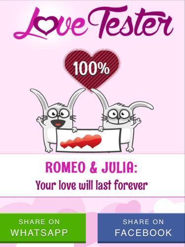 Love Tester - Find Real Love  Screenshots 7