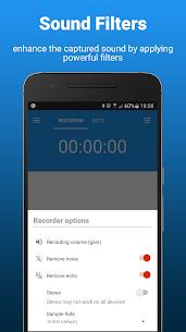AudioRec Pro – Voice Recorder 5.3.9.11 Apk 3