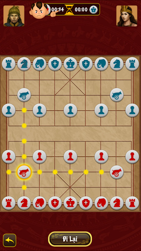 Co Tuong ⭐  Cờ Tướng 1.2.5 screenshots 2