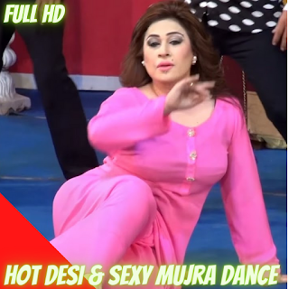 """alt=""""Enjoy and Download Hot Desi and Sexy Mujra Dance Full HD Videos App: Sexy Girls Online TV Show App through Haris Apps and find hot desi and sexy mujra dance peformed by the gorgeous hot actresses. App is a collection of Pakistani, Punjabi as well as Indian, pashto and Bengali mujra videos for the entertainment of all ages.  Modern Mujra dancers perform at events like weddings, birthday and bachelor parties in countries where traditional Mughal culture is prevalent, such as India. To a lesser extent, dancers in India often perform a modern form along with popular local music.  In Lahore, Mughal empire's Heera Mandi neighbourhood, the profession was a cross between art and exotic dance, with the performers often serving as courtesans amongst Mughal royalty.  When dance bars were closed across Maharashtra state, many former bar girls moved to 'Congress House' near Kennedy Bridge on Grant Road area in Mumbai, the city's oldest hub for mujra, and started performing mujra there. The women are trained in mujra in Agra of India and Lahore and Karachi of Pakistan. Dawn newspaper, Karachi, describes Lahore's Heera Mandi area as, """"Pakistan's oldest red light district was for centuries, a hub of traditional erotic dancers, musicians and prostitutes.""""  Mujra is a dance performance by women in a format that emerged during Mughal rule in India, where the elite class and local rulers like the nawabs of the Indian society used to frequent courtesans for their entertainment at night.  It combines elements of the native classical Kathak dance with native music including thumris and ghazals. It also includes poems from other Mughal periods like the emperors from Akbar to Bahadur Shah Zafar's ruling periods. Mujra was traditionally performed at mehfils and in special houses called kothas. During Mughal rule in the subcontinent, in places such as Delhi, Lucknow, Jaipur, the tradition of performing mujra was a family art and often passed down from mother to daughter. Some noble famil"""