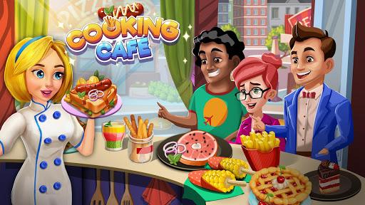 Cooking Cafe Restaurant Girls - Best Cooking Game 2.0.3 Screenshots 7