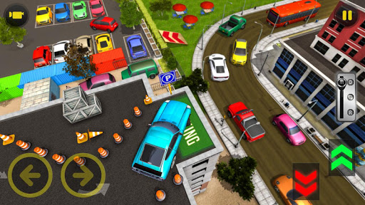 Modern Car Parking Simulator - Car Driving Games modavailable screenshots 3