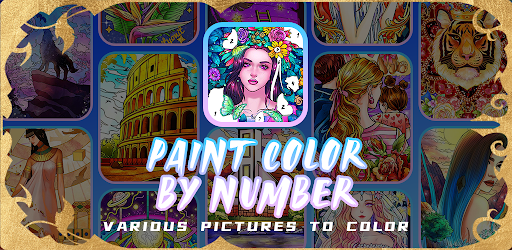 Paint Color by Number  screenshots 6