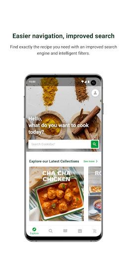 Official Thermomix Cookidoo App 1.3 Screenshots 2