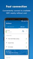 screenshot of WeShare: Share WiFi Worldwide freely